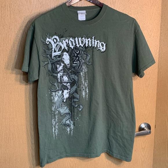 Browning Mens Speed Tee Au Shirt